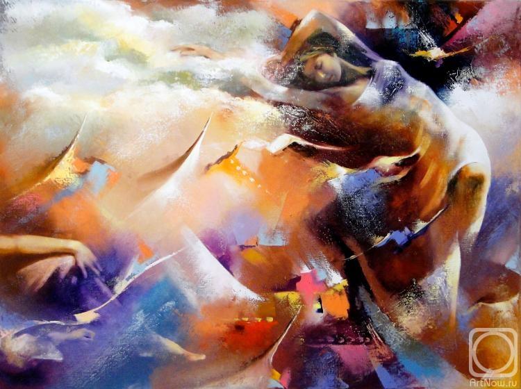 Цветотерапия в живописи... 898527