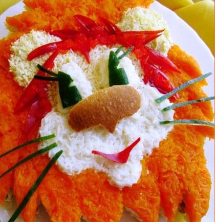 Фотоподборка оригинально оформленных блюд 5357-16