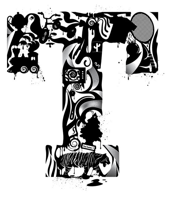 Oslikaj slova  azbuke 24-04_begin_letter_t