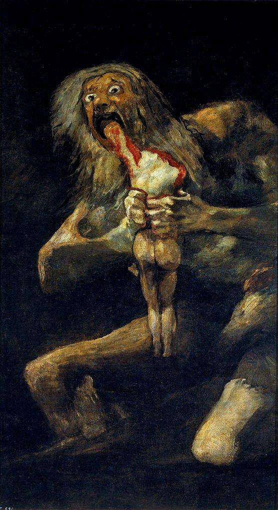 THÉORISATION COMMUNISTE PAR TEMPS DE CORONAVIRUS Goya_saturne