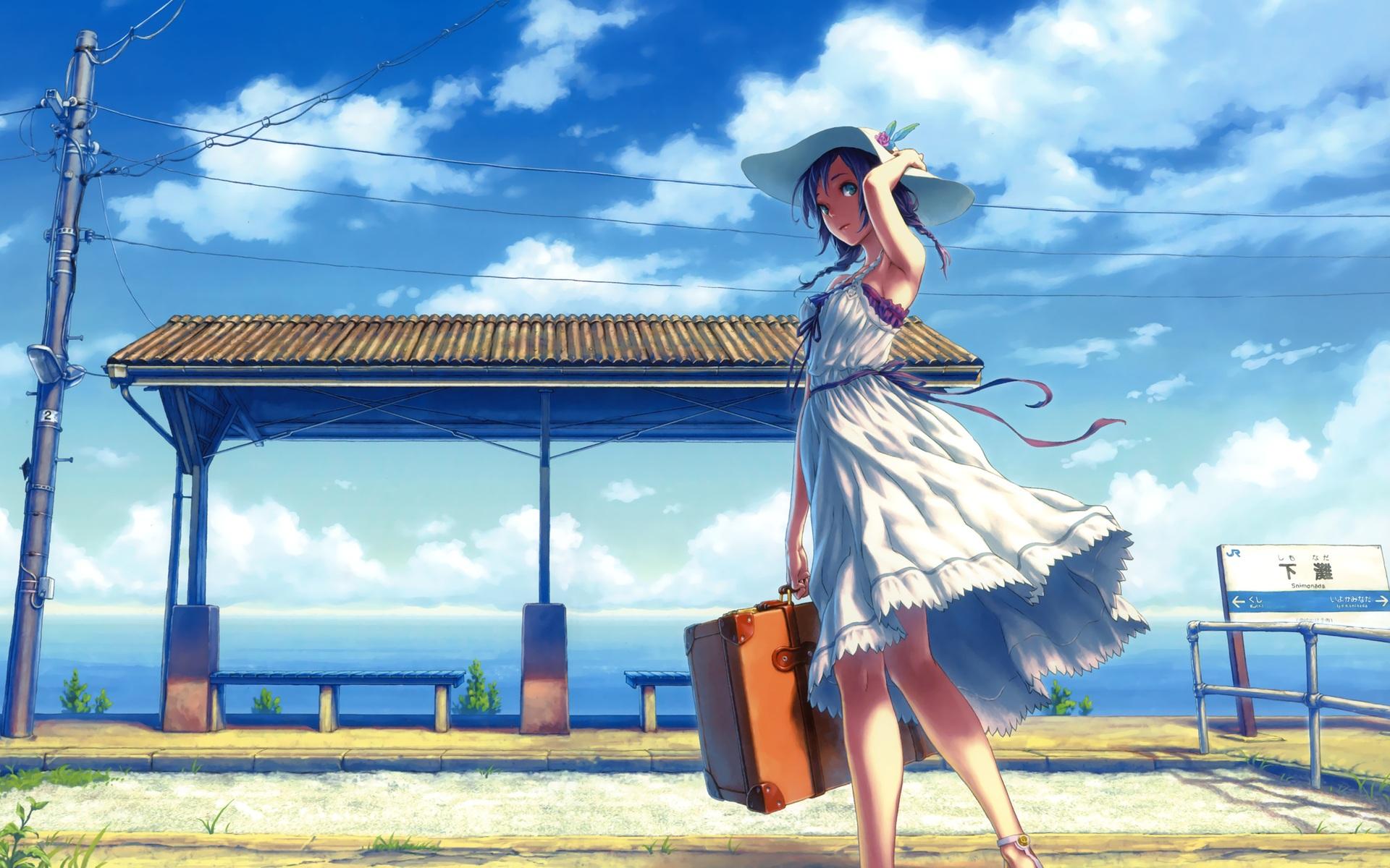 Bienvenidos al nuevo foro de apoyo a Noe #258 / 20.05.15 ~ 23.05.15 - Página 6 Anime-Girl