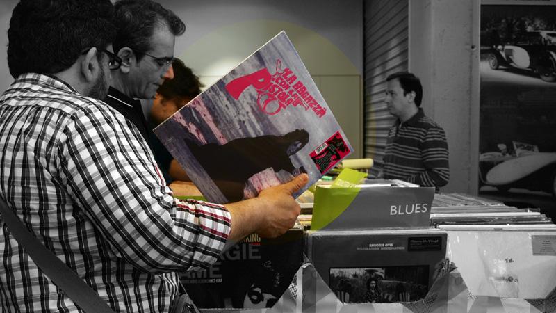 Vinyl is Back: Σε εικόνες η μεγάλη τριήμερη γιορτή βινυλίου, που ξεκινά αύριο! Visb800
