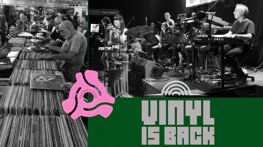 Vinyl is Back: Αναλυτικά το πρόγραμμα της μεγαλύτερης γιορτής των δίσκων βινυλίου! Eda88fd0c704e7516b7954c21650310b_L