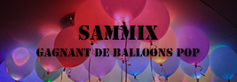 I'm back Sammixballonspop