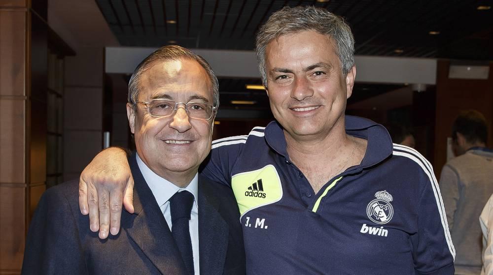 ¿Cuánto mide José Mourinho? - Altura - Real height 1474671436_022751_1474671534_noticia_normal