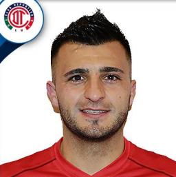 Enrique Triverio (DEL - Liga Profesional de Fútbol) 30939