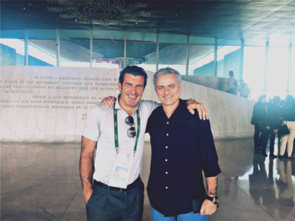 ¿Cuánto mide José Mourinho? - Altura - Real height 1462985248_283502_1462985335_noticia_normal