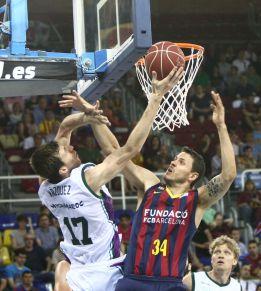 Barsa gana al Unicaja..y juega la Final contra el R.Madrid. 1434290950_354783_1434291083_noticia_normal