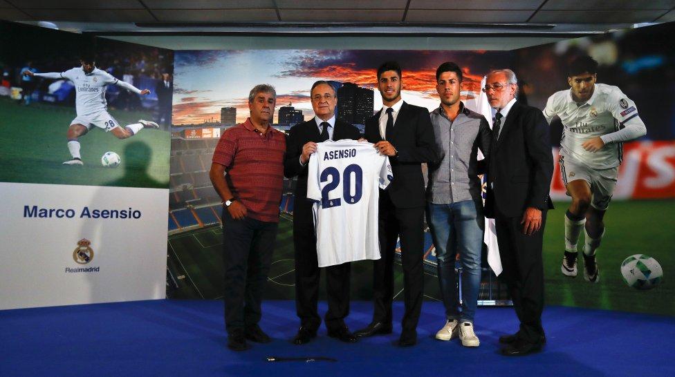 ¿Cuánto mide Marco Asensio? - Altura - Real height 1471348272_534419_1471352181_album_grande