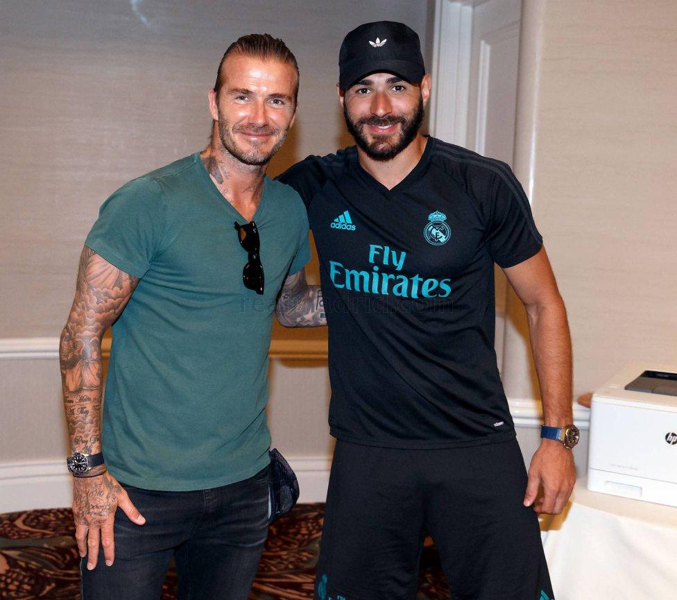 ¿Cuánto mide David Beckham? - Altura - Real height 1501054096_308040_1501054397_album_grande