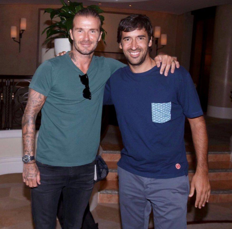 ¿Cuánto mide David Beckham? - Altura - Real height 1501054096_308040_1501054403_album_grande