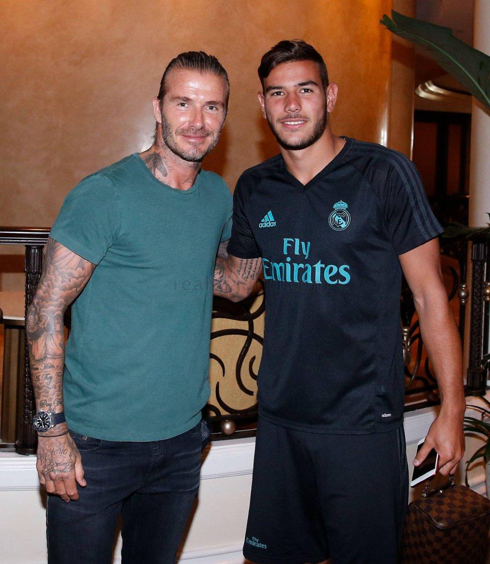 ¿Cuánto mide David Beckham? - Altura - Real height 1501054096_308040_1501054406_album_grande