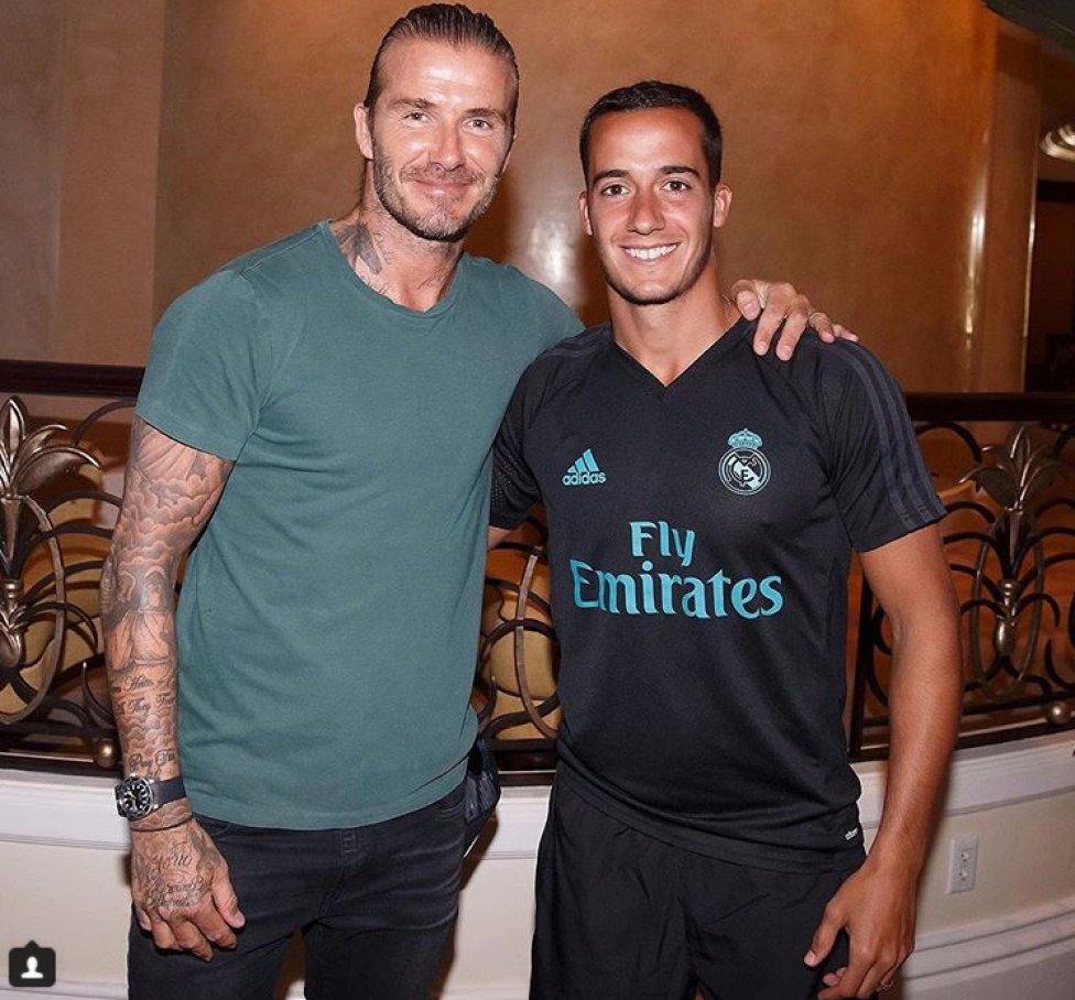 ¿Cuánto mide David Beckham? - Altura - Real height 1501054096_308040_1501060147_album_grande