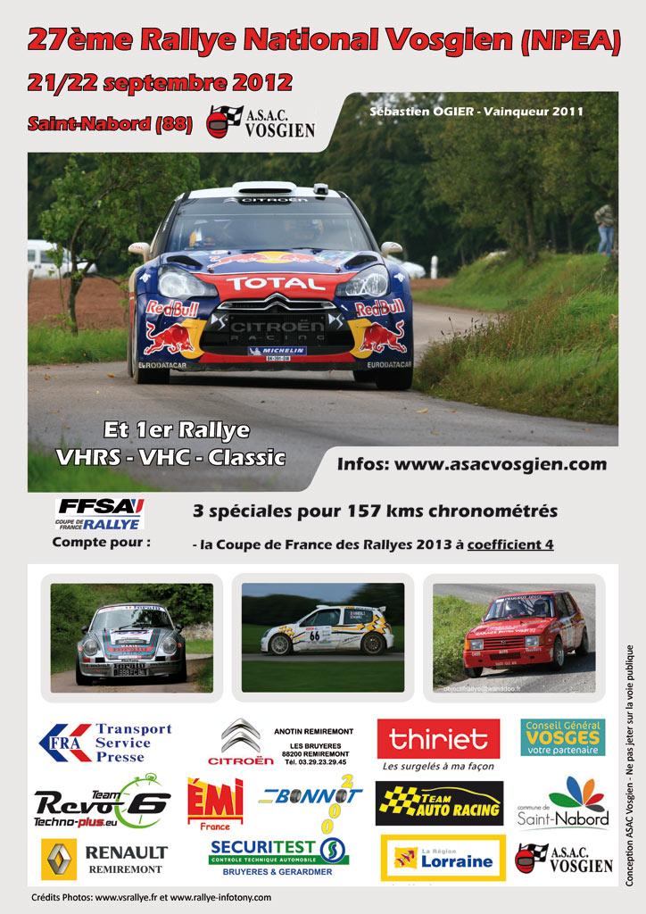Campeonatos Nacionales de Rallyes Europeos (y +) 2012 - Página 14 AfficheVosgien2012Def