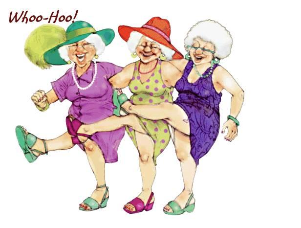 Happy Birthday to Thrillseeker for tomorrow. Old-ladies