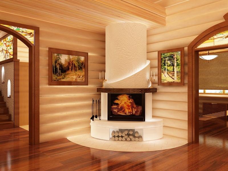 Идеи для интерьера загородного дома или дачи 3690_big