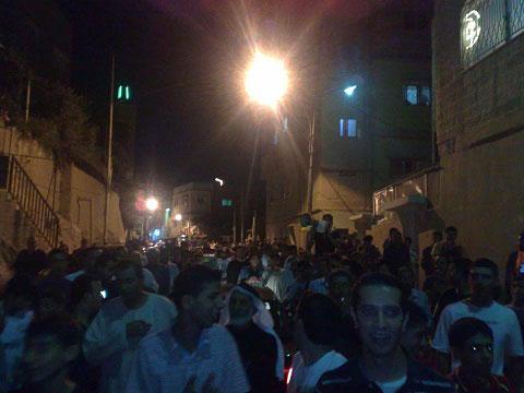 اعتقال ناشطين في الطفيلة وحيها بعمان ينظم مسيرة Imgid111223