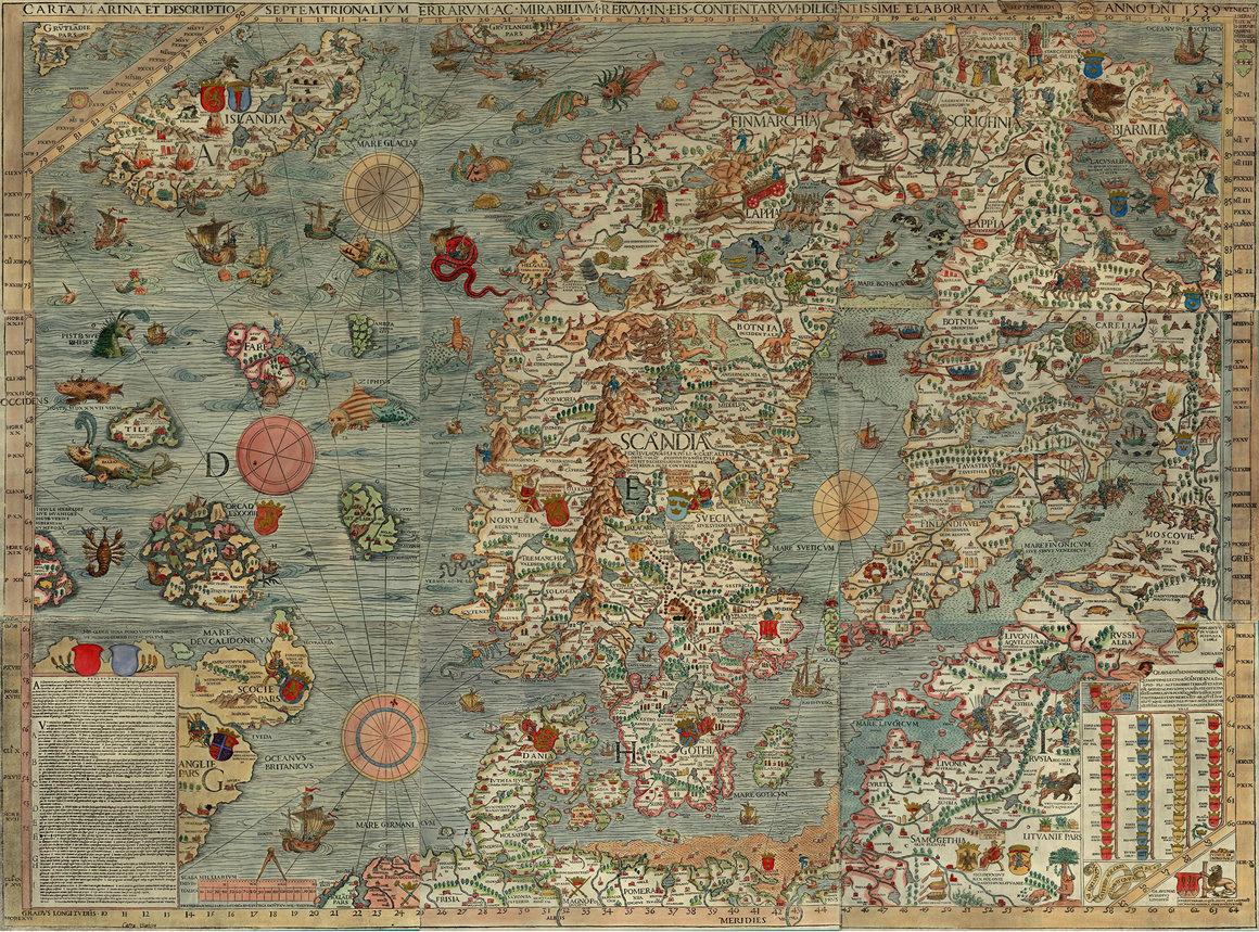 Stare geografske mape i karte - Page 7 Image