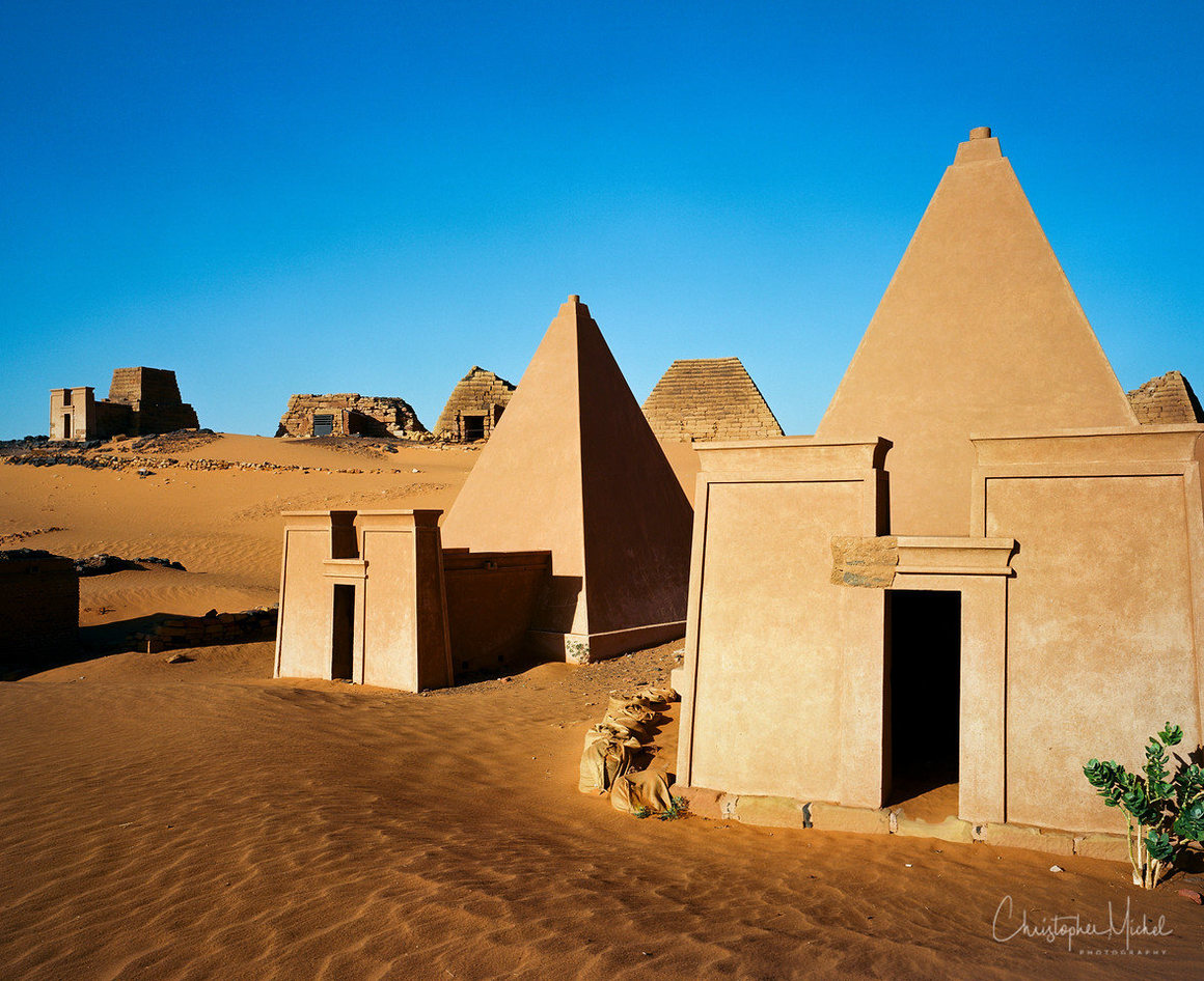 A New Look at the Little-Known Pyramids of Ancient Nubia Image