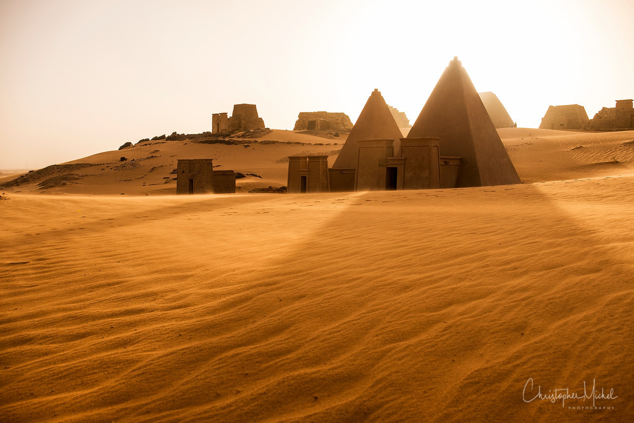 A New Look at the Little-Known Pyramids of Ancient Nubia 2-2-17228209Meroe-X2