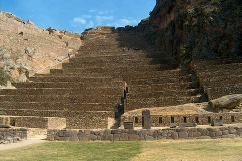 Who Built Ollantaytambo? 897a0135fd0cd9b48b9e0832a76d9438c20962db