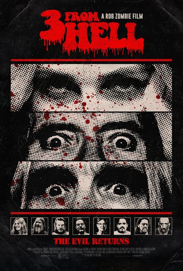 Cine fantástico, terror, ciencia-ficción... recomendaciones, noticias, etc - Página 12 3fromhelljuly2019poster