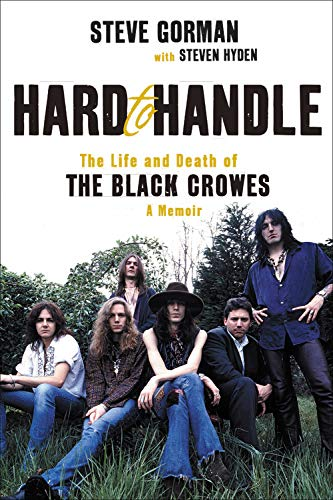 The Black Crowes, el topic - Página 3 SteveGormanHandleBook