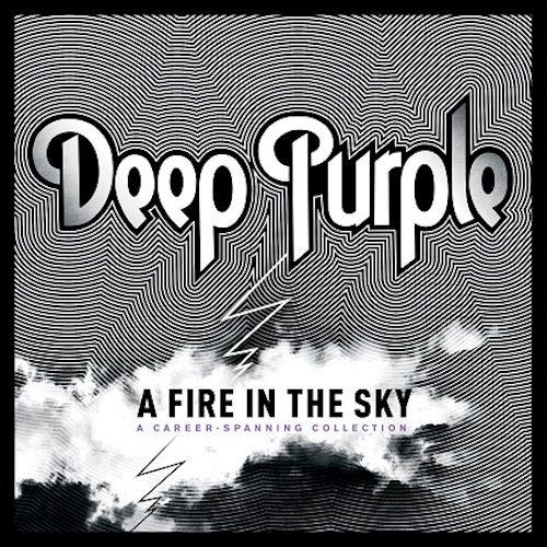 Deep purple Deeppurplefireintheskycd