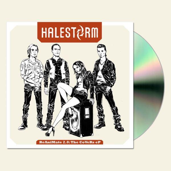 Halestorm Halestormreanimate20cover