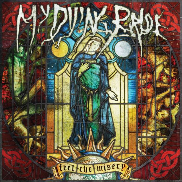 My Dying Bride- The Angel and the Dark River Mydyingbridefeelcd_0