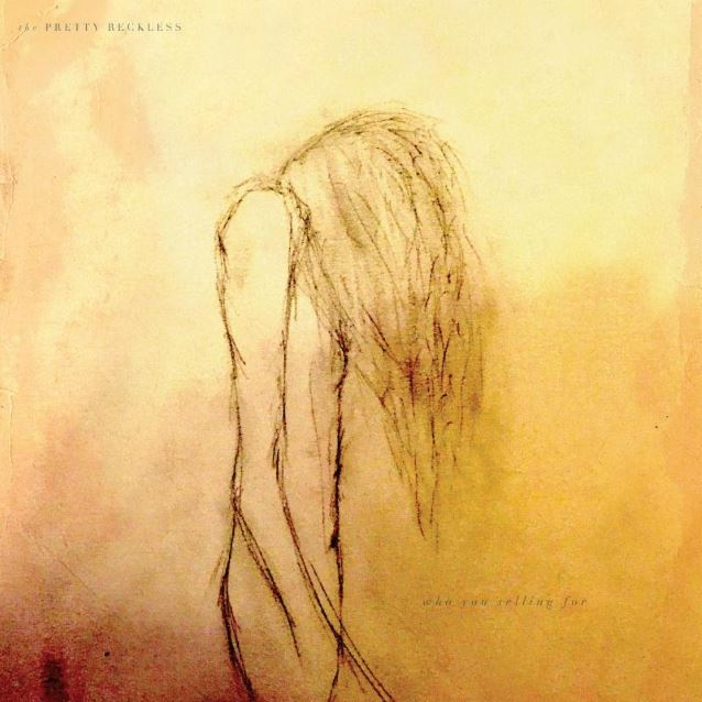 The Pretty Reckless Prettyrecklesswhoyousellingcd_0