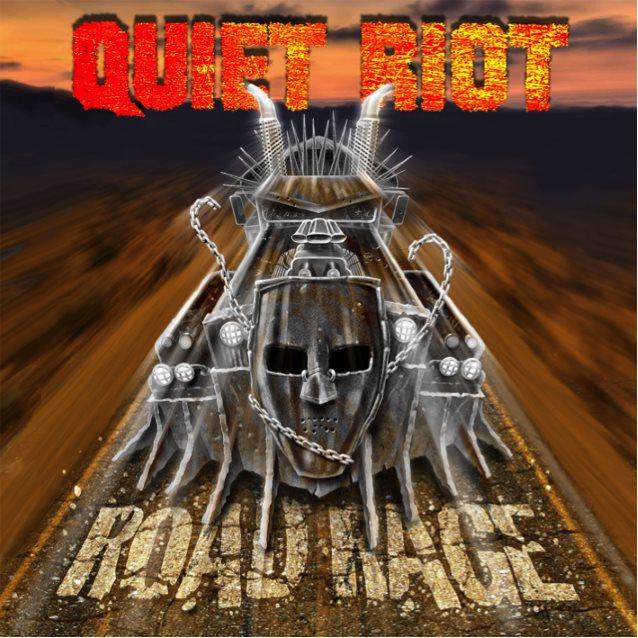 Quiet Riot: Road Range (2017) Quietriotroadragecd