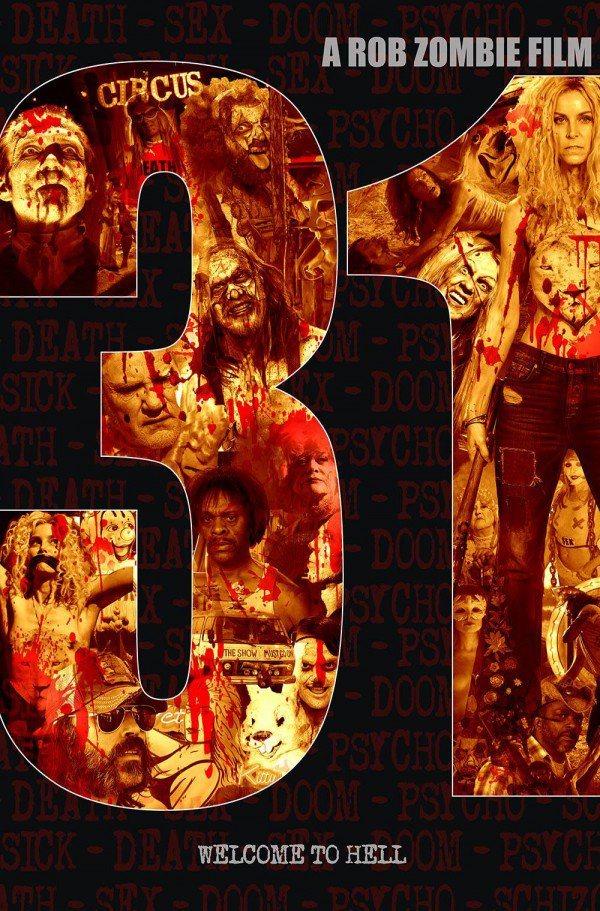 Rob Zombie: 31 (2016) - Página 2 Robzombie31filmnew2016poster