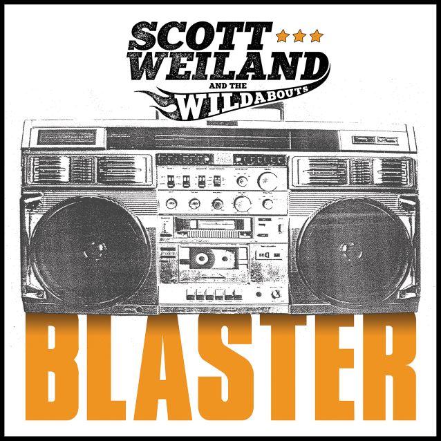 Scott Weiland: Blaster (2015) Scottweilandblastercd_0