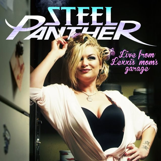 STEEL PANTHER, CACHONDEO METAL - Página 5 Steelpantherlivefromlexxicd
