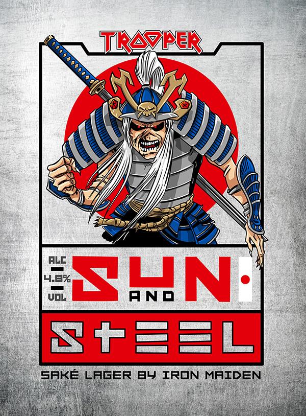 Iron Maiden - Página 14 Troopersunandsteelbeer