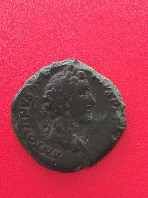 Sestercio de Antoninus Pío. TR POT XX COS IIII - S C. Securitas. Ceca Roma. B5e69562-da45-11e5-9166-2302b6f857fe