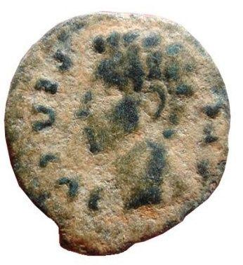 Roman Hispania - Auguste (27 av. J.-C. -14 A.D.) bronze quadrans. Julia Traducta (Algeciras-Cádiz). B6a88f52-ff0f-11e5-977f-b752cd4ed566