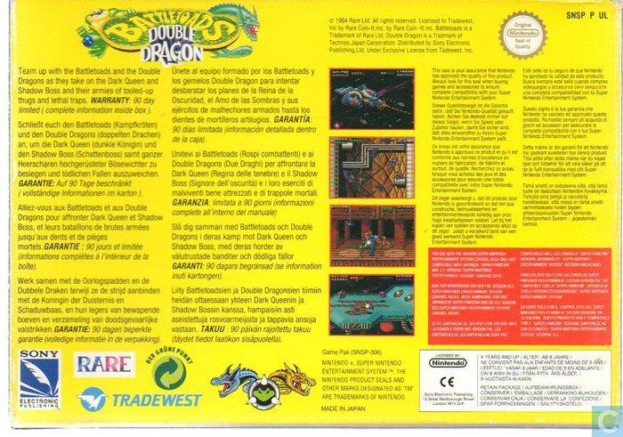 Battlemaniacs Double Dragon et Turtles In Time 4732fb60-2b70-012d-c720-0050569428b1