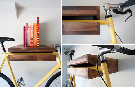 Bike & Art - Page 3 Bikeshelf_2