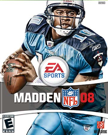 Simulated Madden League 08