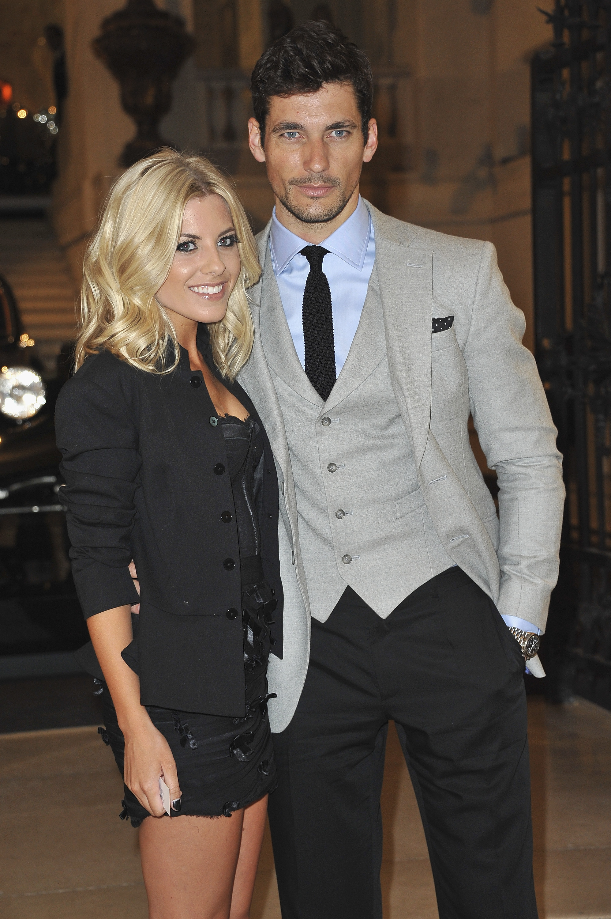 The Saturdays >> Novios Topic Mollie-king-and-david-gandy-1304428566