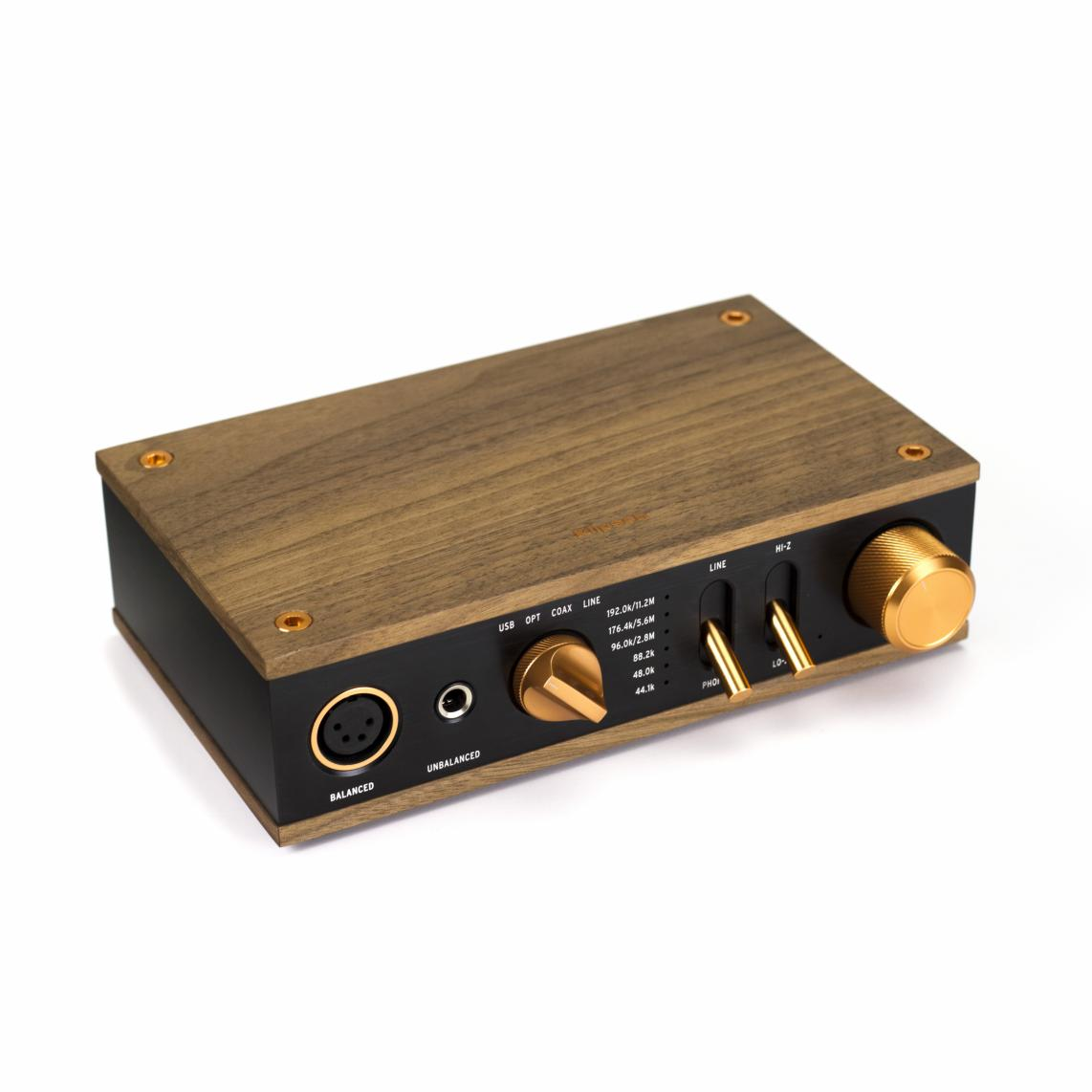 Klipsch Heritage Heritage-Headphone-Amplifier_Front