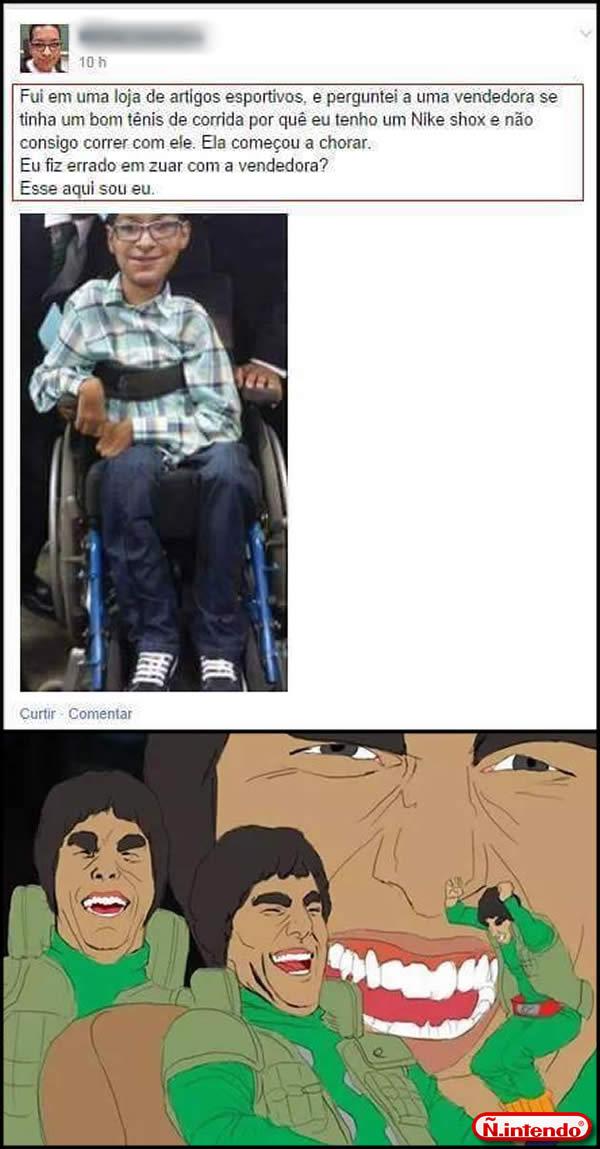 Tirinhas memes - Página 3 Maldade