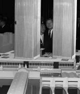 Children born on 9/11 use somber day to give back World-trade-center-1964
