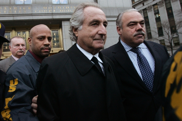 RollingStone – Matt Taibbi – Why Didn't The SEC Catch Madoff? It Might Have Been Policy Not To – 1 June 2013 Madoff-600-1369925572