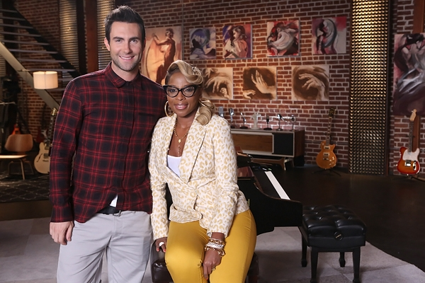 Mary J. Blige se une al Equipo de Adam Levine en The Voice 3 Main