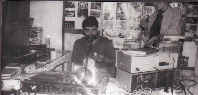 Cómo era ser un DJ en la Rumania comunista 5-1