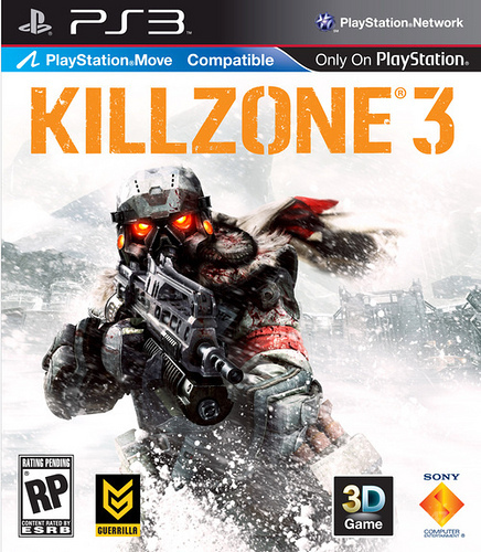 Killzone 3 release date confirmed Killzone-3-cover-art