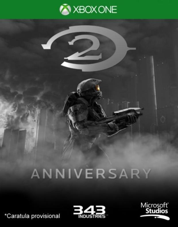 Halo 2 Anniversary: Xbox One box art debunked by Microsoft Halo_2_anniversary_box